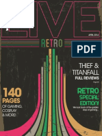 Live Magazine April Edition