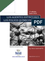 Los Agentes Extintores Los PQS 1a Edicion Junio2010