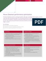 Mindtree Brochures Murex Datamart Performance Optimization