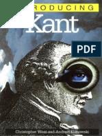 87267554 Introducing Kant