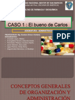 Caso 1 Carlos