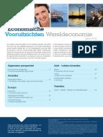 Economische Vooruitzichten Wereldeconomie - April 2014