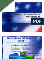 Seguro Social en los EEUU