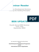 ILO BDS Reader 2003 Update