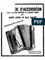 Methode d'Accordeon