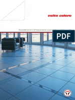 VELTA Calore-Depliant Impianti Pavimento