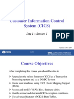CICS Overview Session