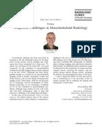 Beltran - Diagnostic Challenges Musculoskeletal Radiology