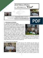 JACAL - Comunidad Viatoriana de Jutiapa (Honduras) - nº 10 - octubre 2013