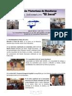 JACAL - Comunidad Viatoriana de Jutiapa (Honduras) - nº 11 - abril 2014