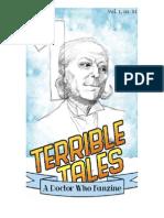Terrible Tales - Vol. 1, Iss. 1
