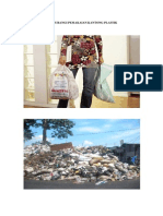 Mengurangi Pemakaian Kantong Plastik