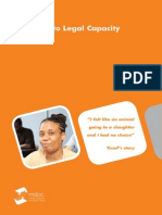 The Right to Legal Capacity in Kenya