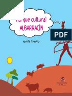 Cartilla Didáctica del Parque Cultural de Albarracín