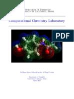Computational Chemistry Manual