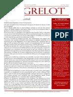 Le Grelot - Avril 2014