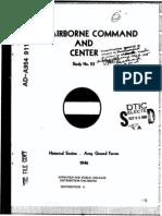 AAF Airborne Command Center (1941-45)
