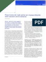 Ut 5 2013 Prescrizione Dei Reati Edilizi