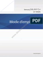 Samsung Galaxy S4 FR
