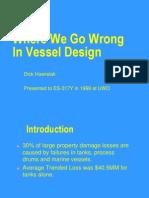 Vessel Design Slides