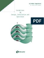 Oil-water Design Installation & Operation