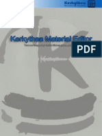 Kerkythea Material Editor Guide 01