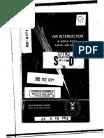 USAF Air Interdiction History (1942-72)