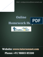 What's the difference between online tutoring vs. conventional tutoring