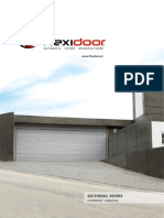 Flexidoor Sectional Doors