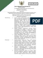 PM No. 32 Tahun 2013 Penyelenggaraan Penyiaran Televisi Secara Digital Dan Penyiaran Multipleksing Melalui Sistem Terestrial