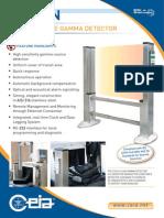 CEIA G-SCAN Brochure 180K007v1uk