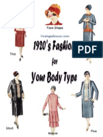 1920s Fashion for Your Body Type v2