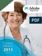 Adeslas Cuadro Medico