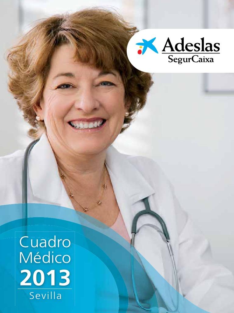Adeslas cuadro medico for Oficinas de adeslas en barcelona