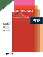 Top 100 du numérique en France en 2013