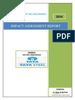 Impact Assessment Report-Strengthening of Bal Vikas Kendra in Jamshedpur-March-2014