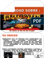 La Verdad Sobre Halloween Ppt