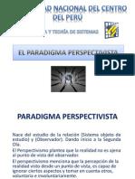 paradigma perspectivista