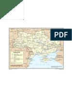 Map - Ukraine