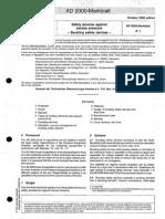 AD 2000-Merkblatt A