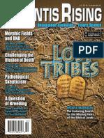 Atlantis Rising 105 Lost Tribes Sampler