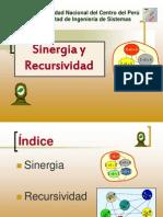 Sinergia y Recursividad