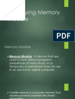Identifying Memory