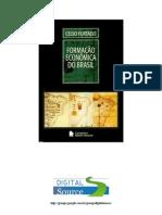 Celso Furtado - Formação Econômica do Brasil