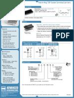 AIC DIP Sockets Peel-A-Way 16A Rev0