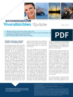 Update Economische Vooruitzichten - Mei 2014