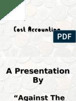 presentation on Job Order costing