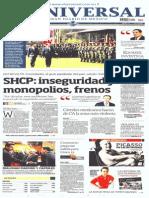 GCPRESS VIER 11 ABR 2014 Portadas Medios Nacionales
