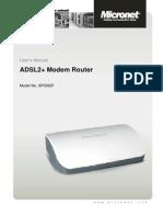 SP3362F User Manual