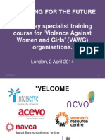 Violence Against Women and Girls (London)